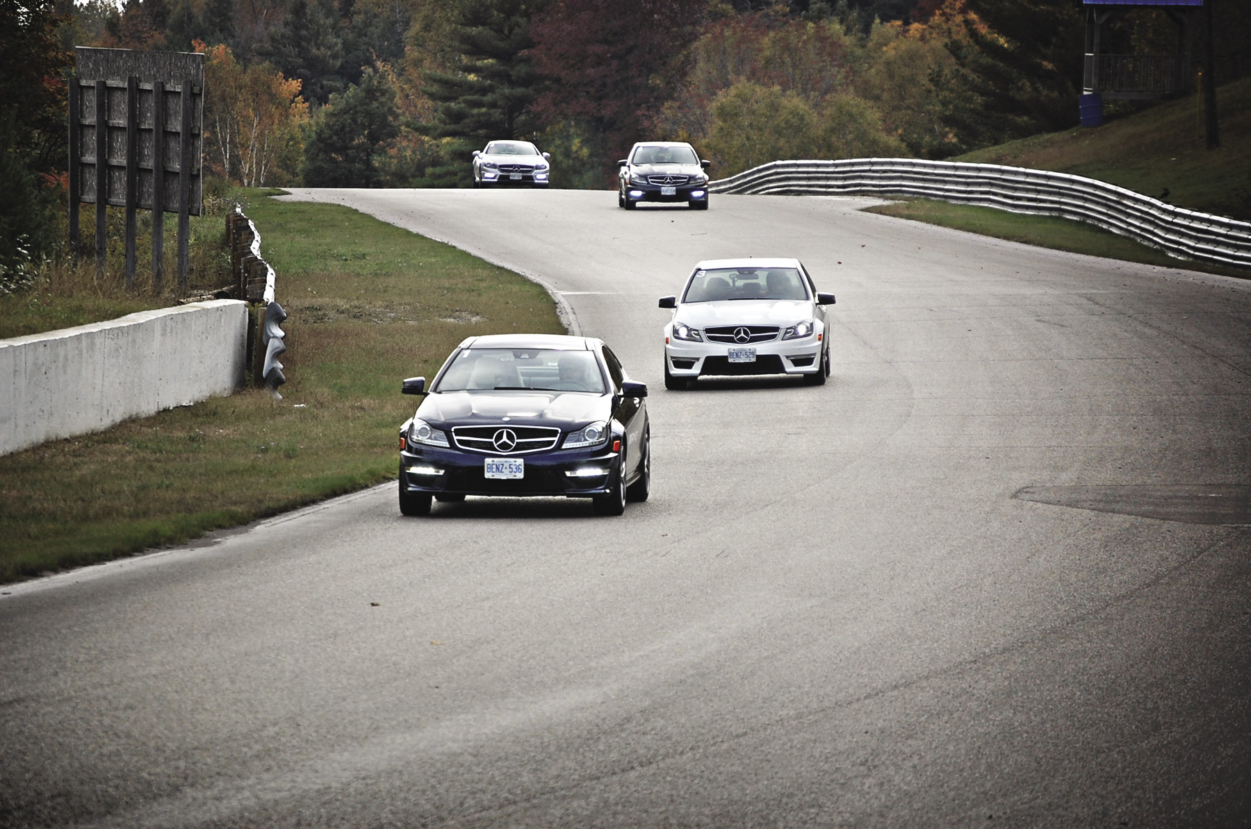 To 5B or not to 5B: Two days, a dozen AMGs, one Mosport