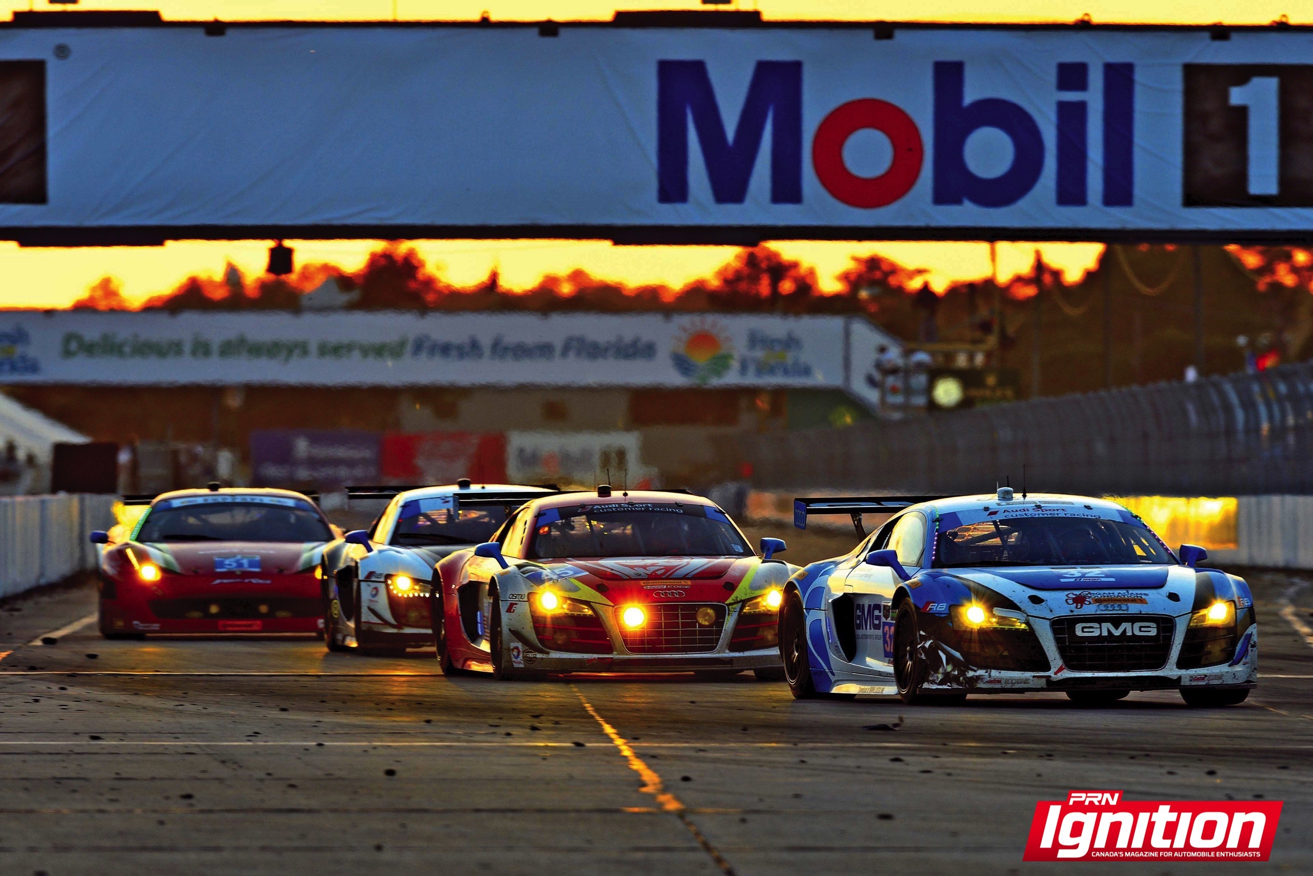Audi Sport customer racing aims for North American glory