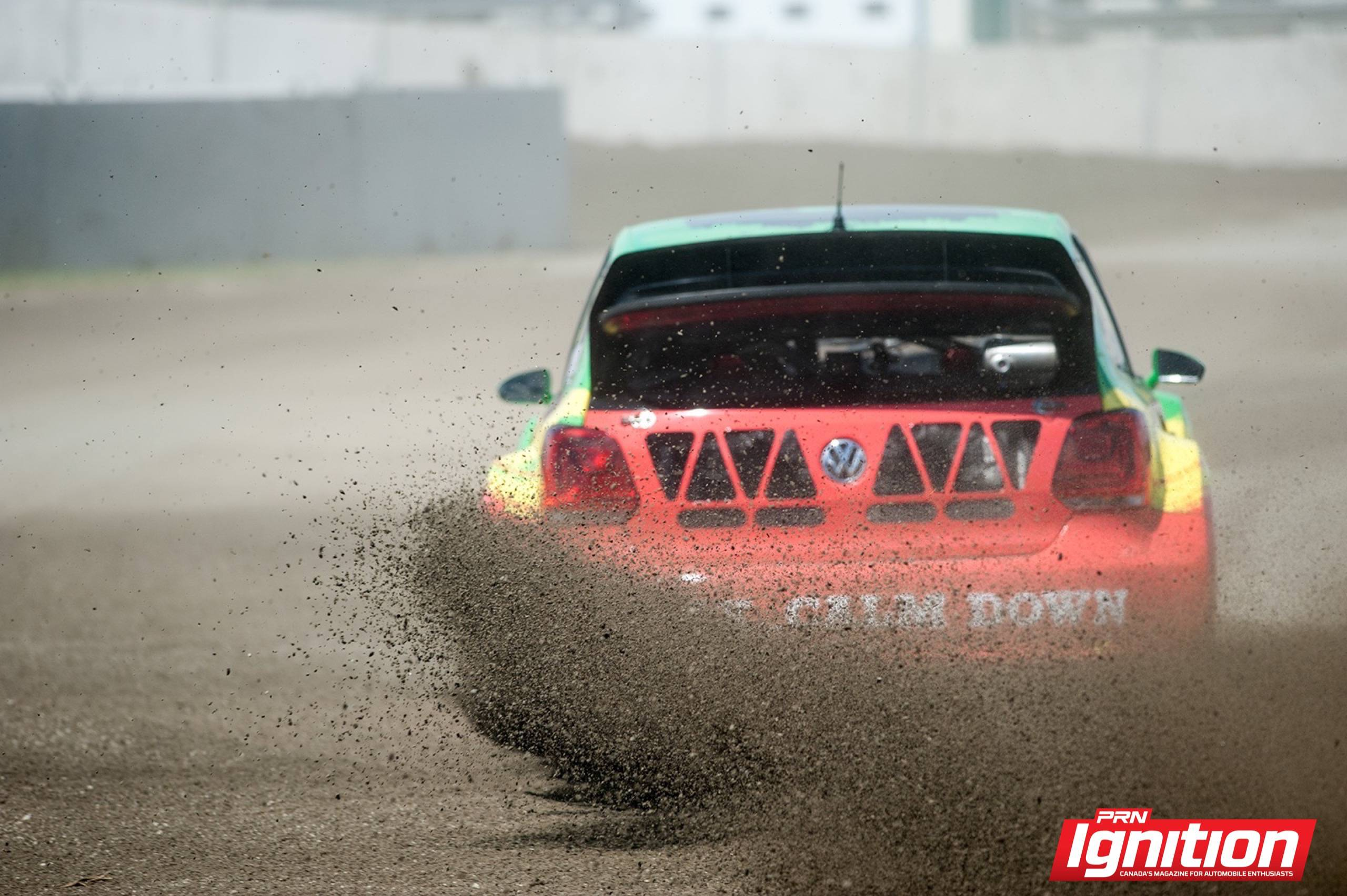 Rally-X Continues Global Assault Ignition 005