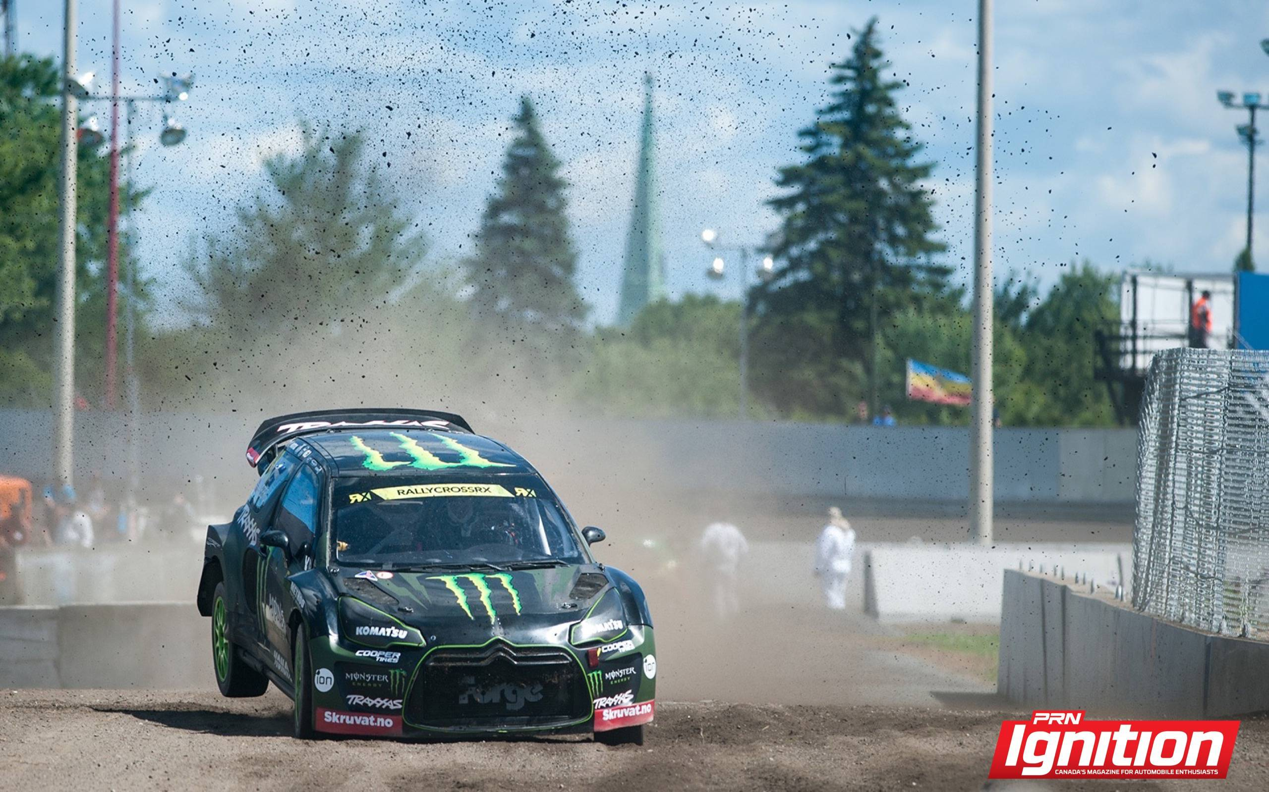 Rally-X Continues Global Assault
