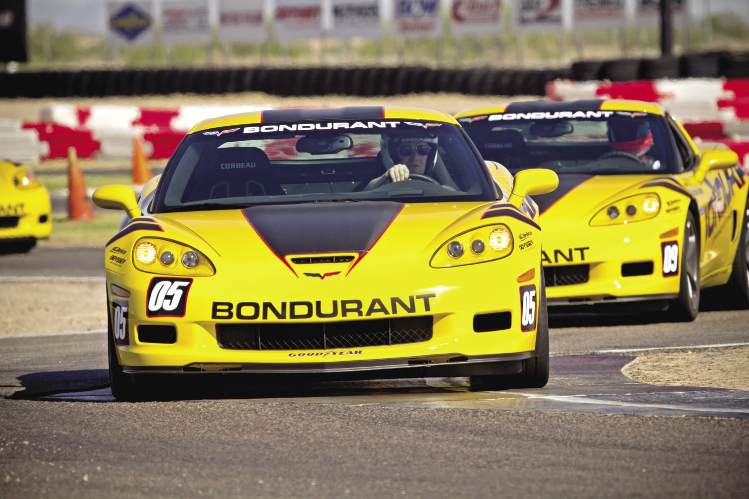 Racing School Guide: Bob Bondurant School of High Performance Driving